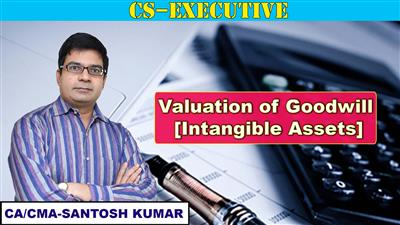 Valuation of Goodwill [Intangible Assets]